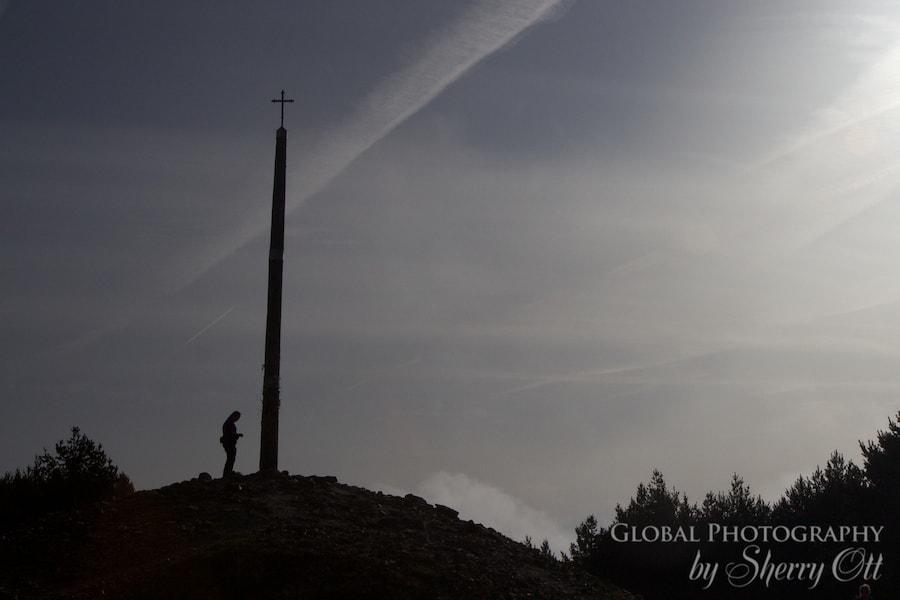 cruz de ferro iron cross camino