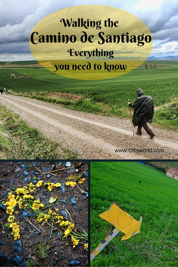 Everything you need to know about walking the Camino de Santiago solo.