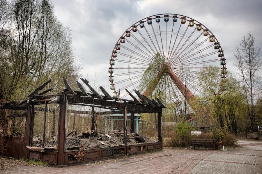 Photographing Abandoned Berlin Spreepark