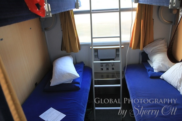 Sleeper compartment