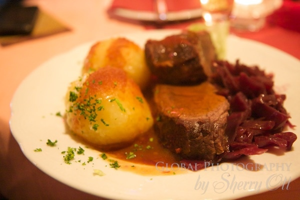 Berlin food culture for Authentic german cuisine