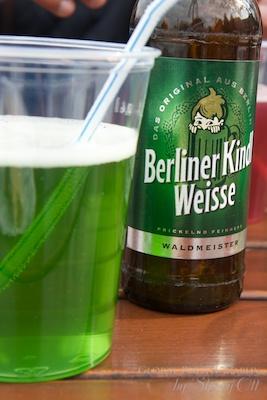 berliner weisse green beer