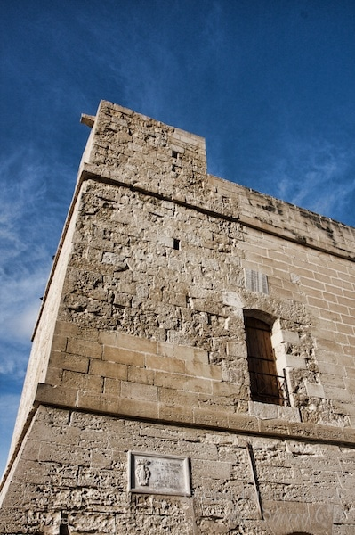 malta defense tower