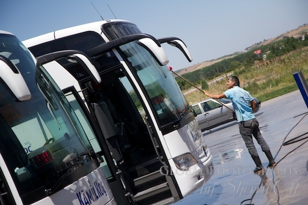 Bus Travel in Turkey