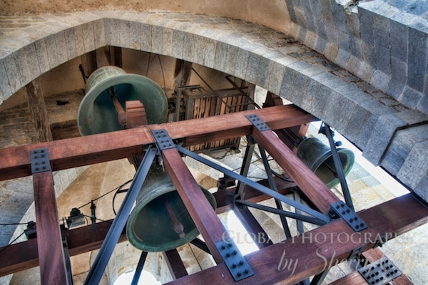 Girona's church bells up close