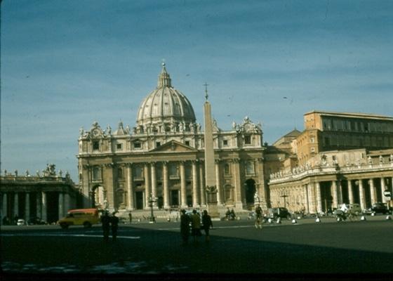 Vatican 1956