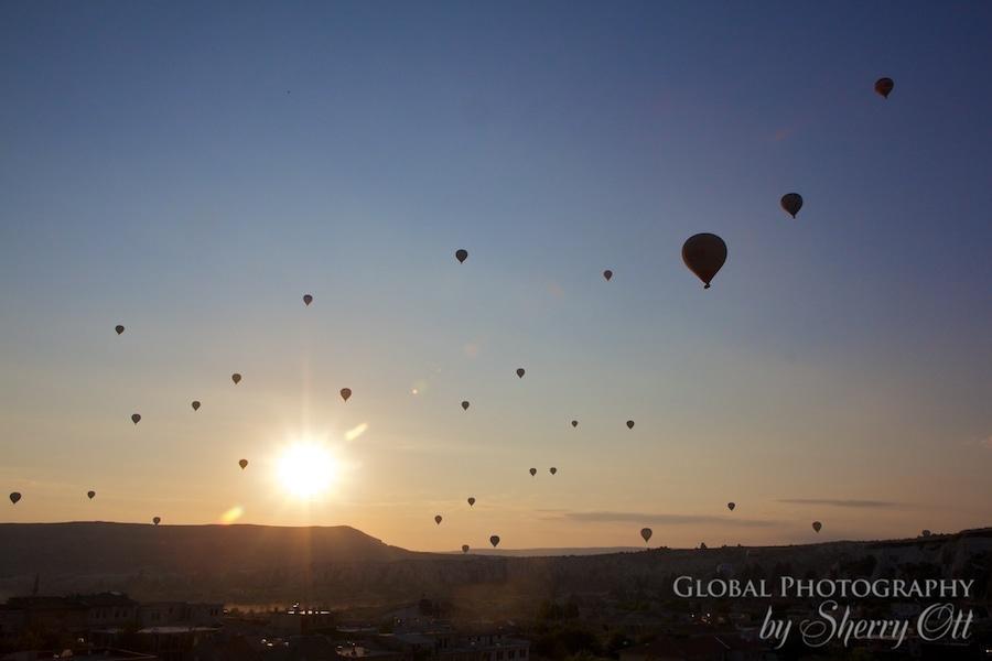 balloons capadoccia