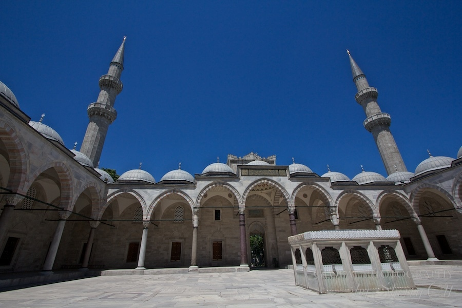 Beyazit Mosque Istanbul