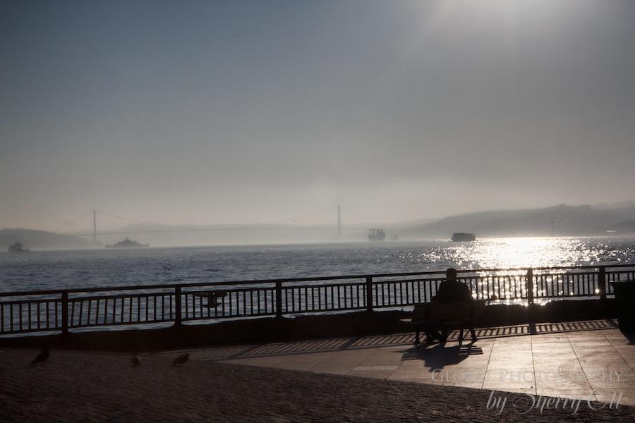 Bosporus sunrise