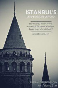 istanbul neighborhoods