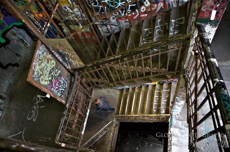 Tacheles stairway