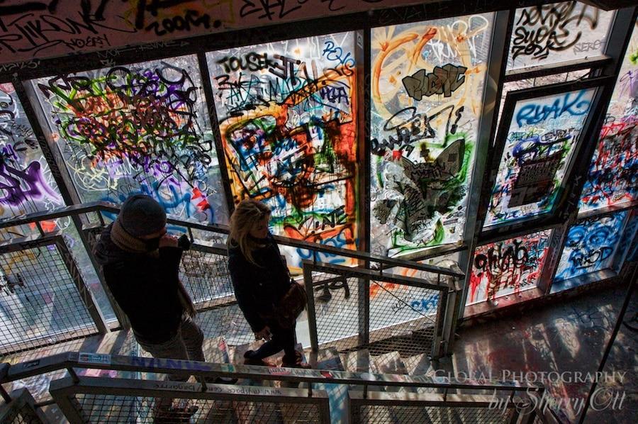 Inside Tacheles Berlin