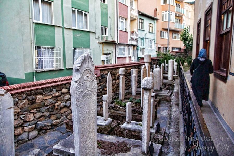 cemetery istanbul