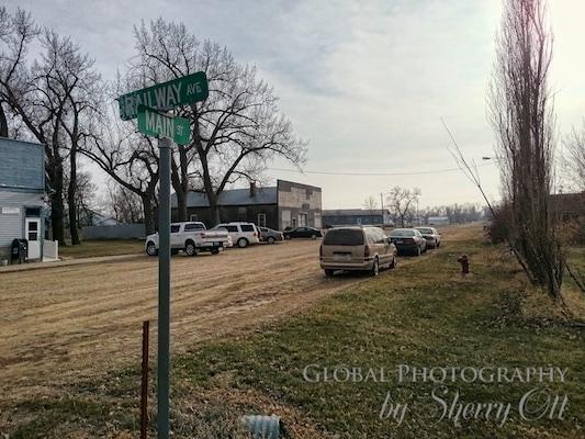 Main street Twin Brooks