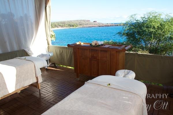 Spa at Manele Bay