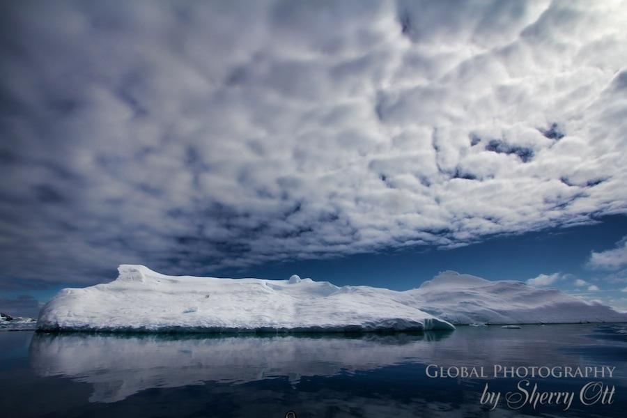 antarctica pictures cloudscape