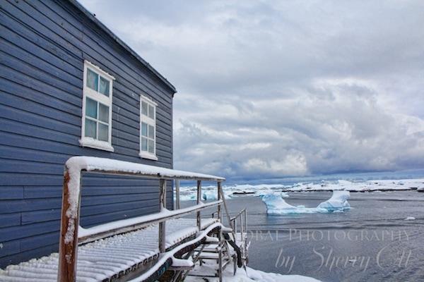 Vernadsky Base Antarctica