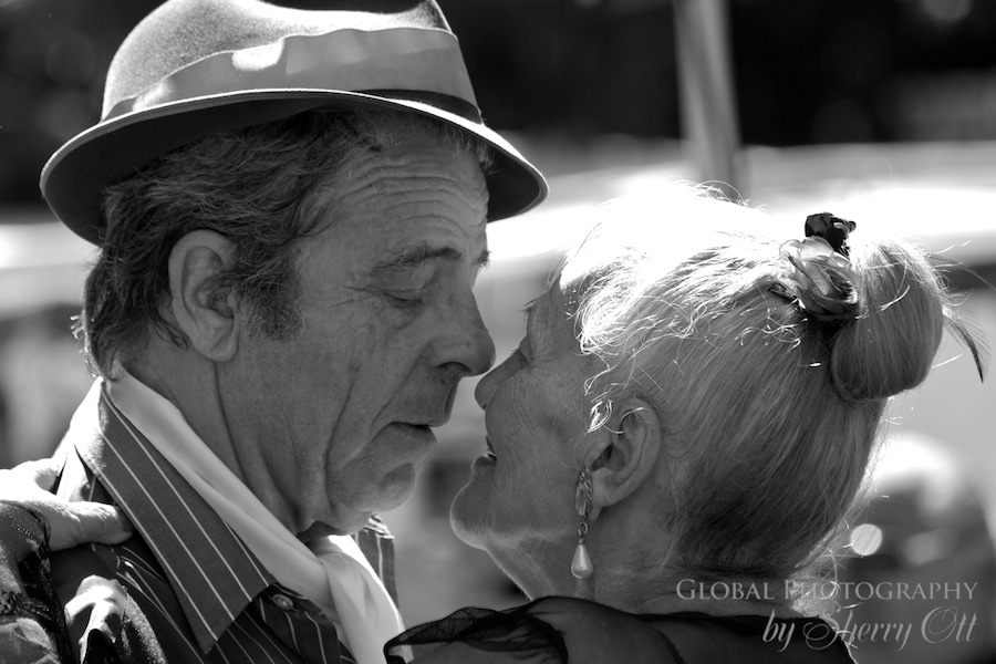 The look of love in Buenos Aires