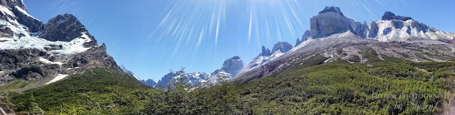 The French Valle in Torres Del Paine