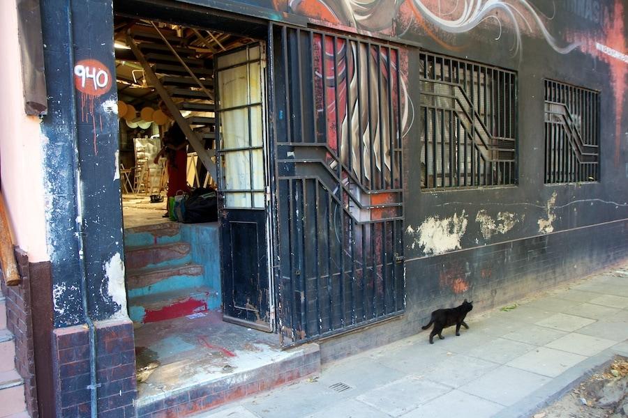 Street Art Studio Buenos Aires