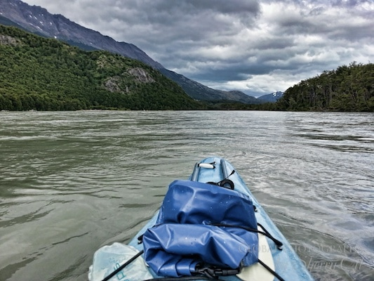 Heading towards Last Hope Fjord