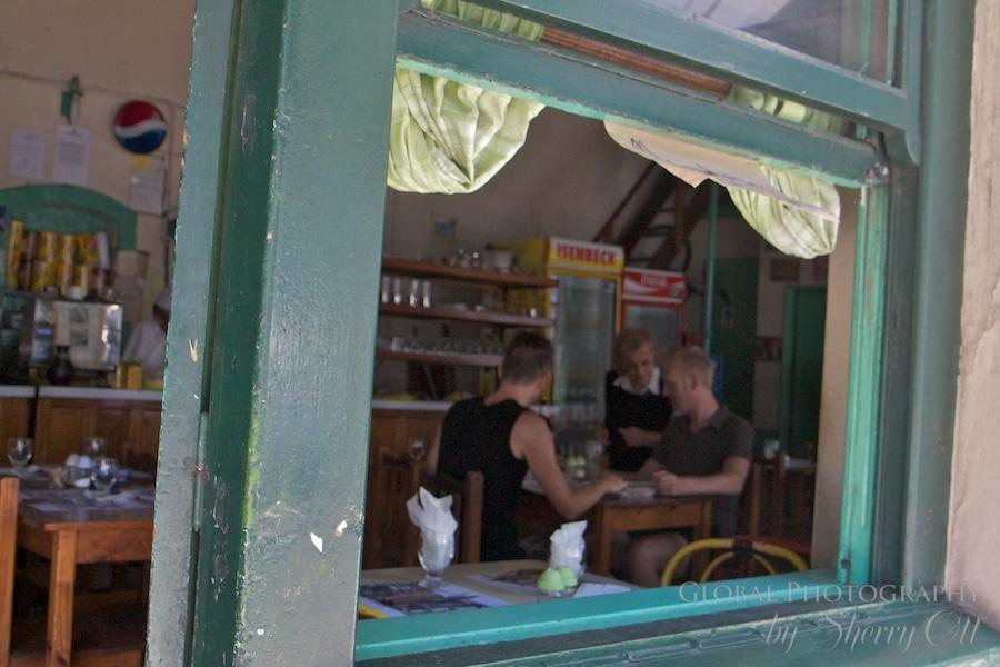 Empanada restaurant