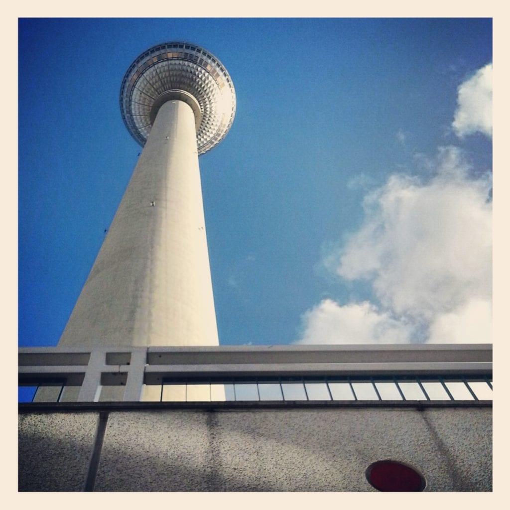 Radio tower berlin