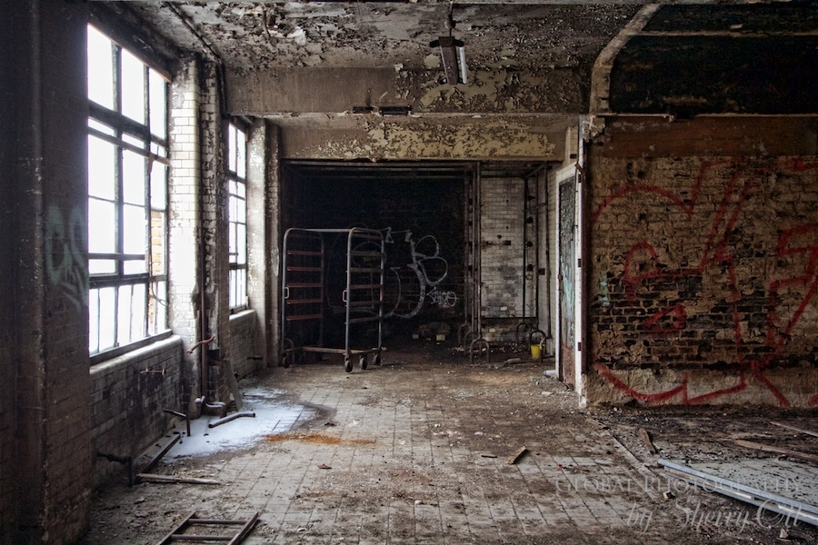 Abandoned Buildings Berlin Photo Tours