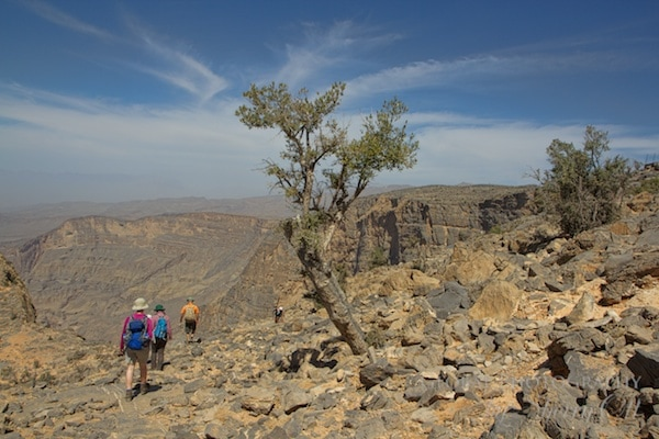 Experiencing Oman's Nature: Camping, Hiking & Star Gazing