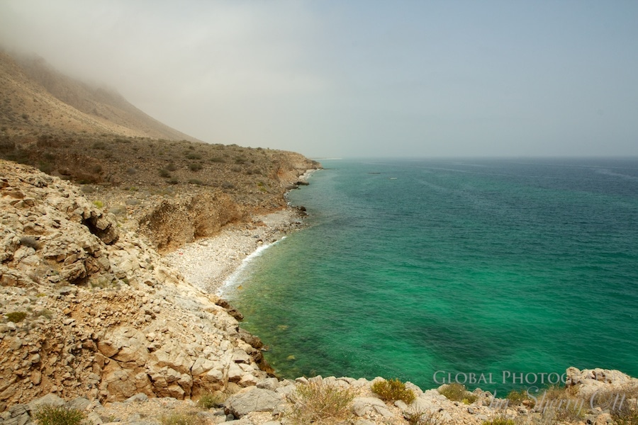 Coast of oman