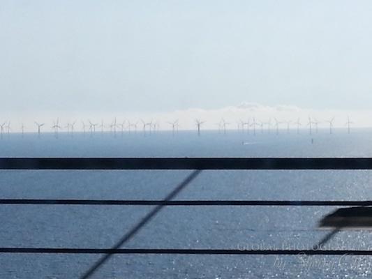 Wind Turbines in water