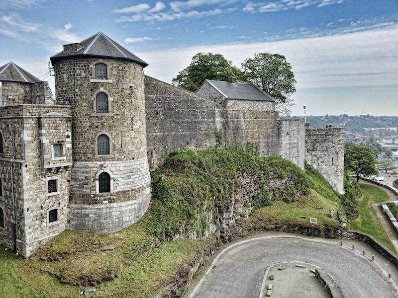 Namur citadel belgium