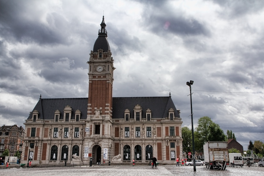City Hall Brussels