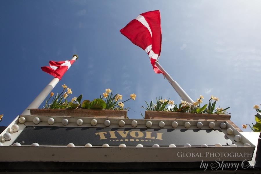 Tivoli Gardens Copenhgen