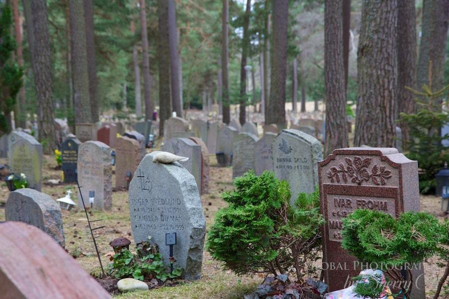 Skogskyrkogården cemetery