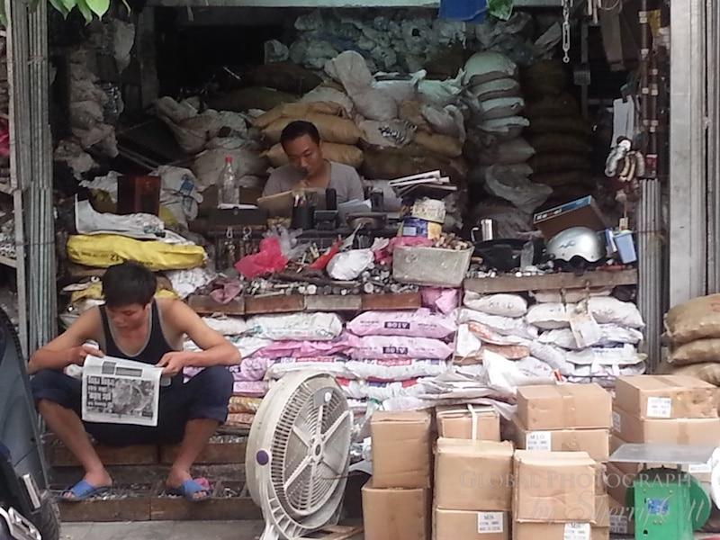 Old Quarter shop HaNoi
