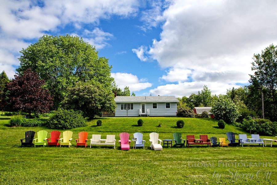 Adirondack Chairs nova scotia