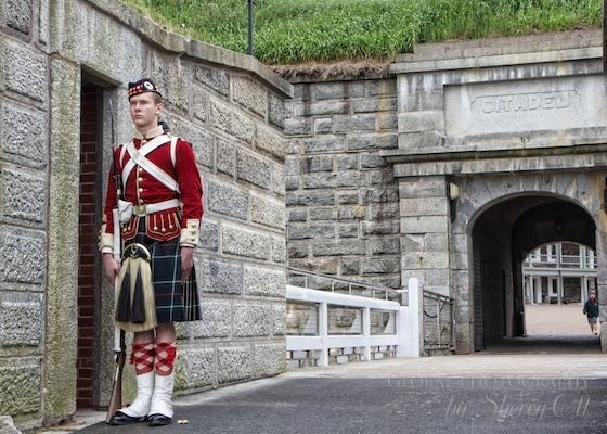 citadel guard halifax