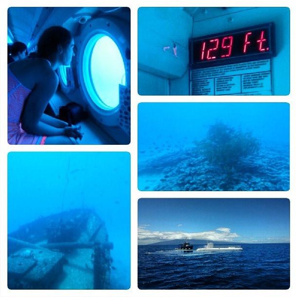 maui adventure submarine ride