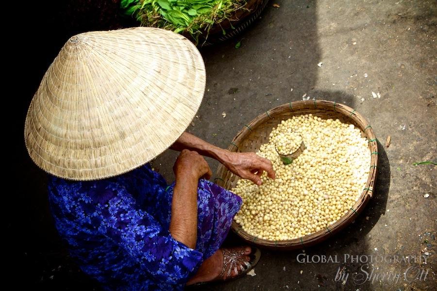 vietnam hat market