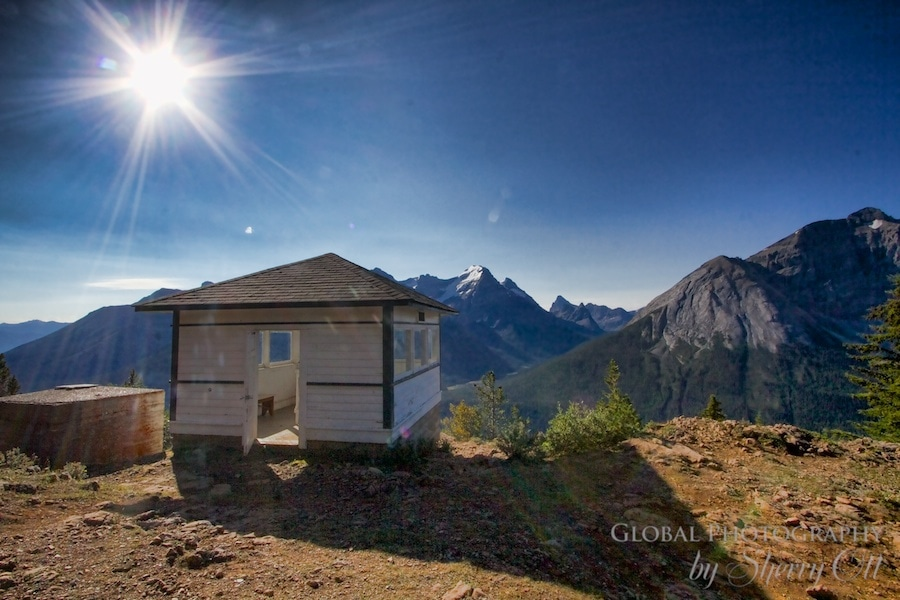Paget Lookout
