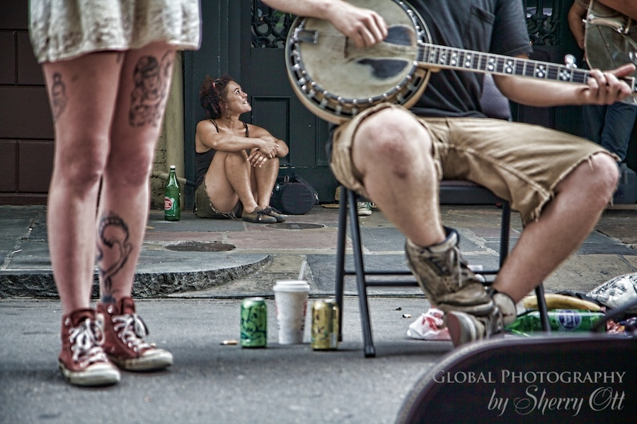 tattoos bourbon street