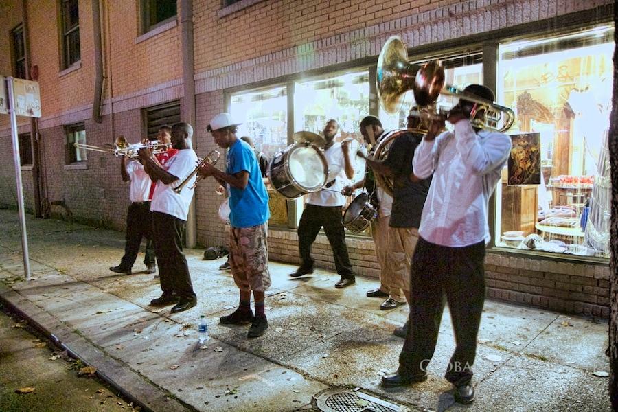 jam session new orleans