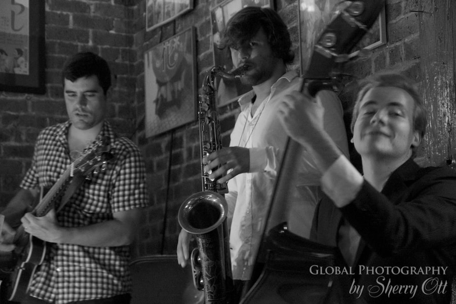 Yuki New Orleans music photography