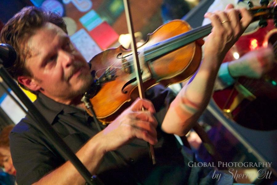 violin frenchmen street