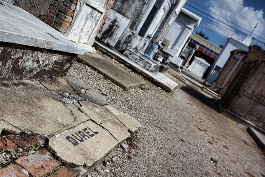 St. Louis cemetery 1 new orleans