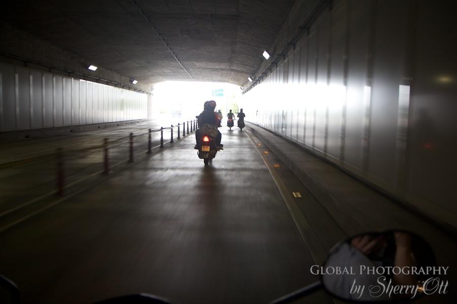 HCMC tunnel