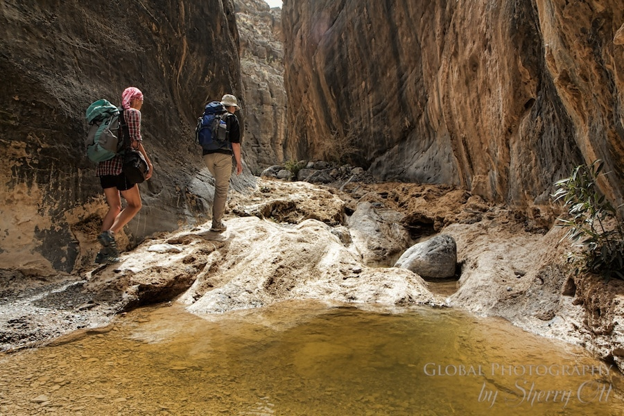 best hikes in Oman