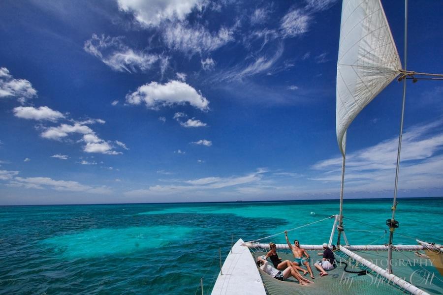 Catamaran aruba