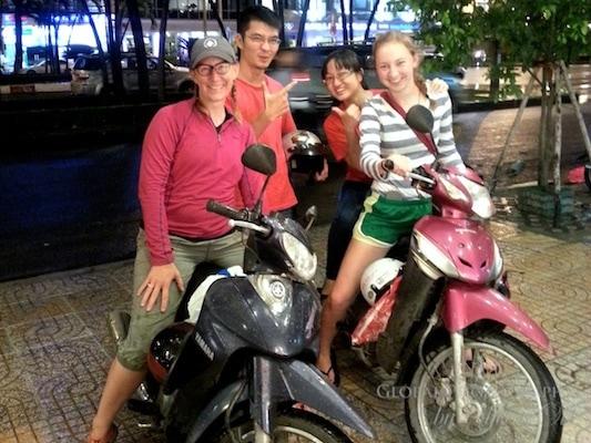 Back of the Bike food tour